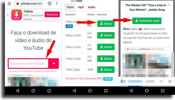 Como colocar vídeos do YouTube? 4 como colocar vídeos no status de WhatsApp