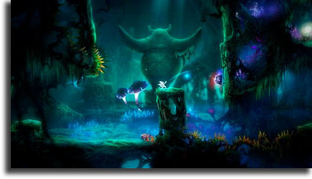 Ori and the Blind Forest Mejores juegos offline para PC