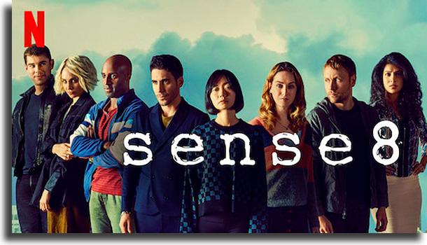 Sense8 melhores seriados para finais de semana