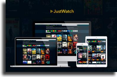 Justwatch JustWatch ou Upflix