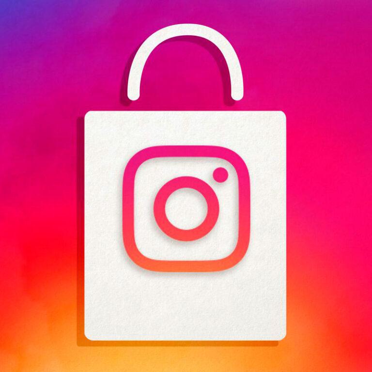 Como fazer renda extra no Instagram Shopping