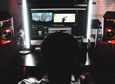 Destaque aplicativo para edição de vídeo