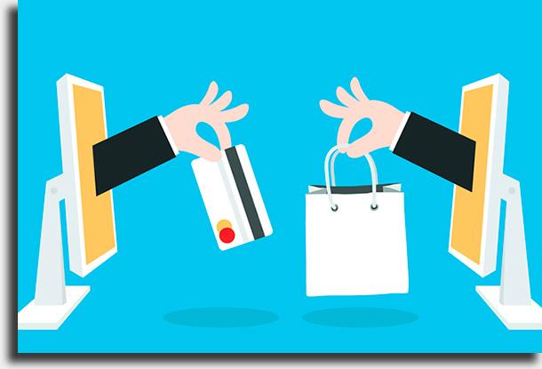 Crie uma loja virtual trabalhar em casa sendo seu próprio chefe