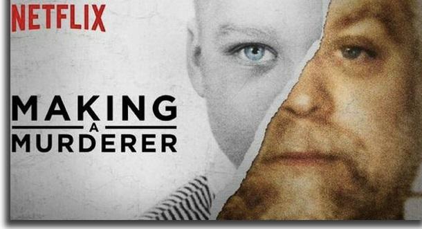 séries de documentário making a murderer