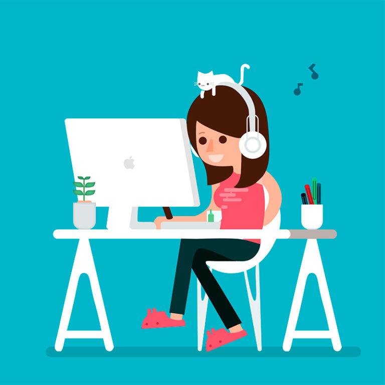 10 vantagens e desvantagens de trabalhar em casa