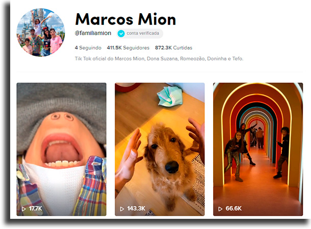 Marcos Mion maiores celebridades no TikTok