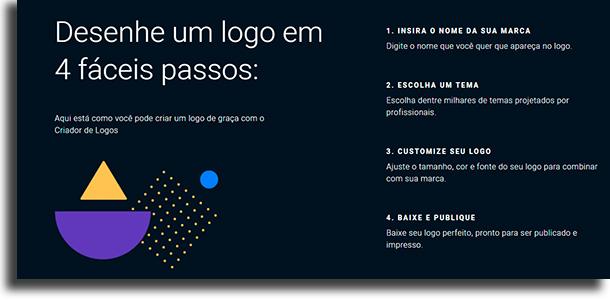 Logo Como criar um site de vendas