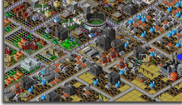 The Sims SimCity