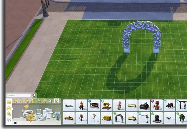 aumentar objetos em the sims 4 guia