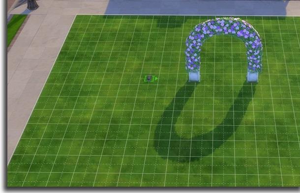 como aumentar objetos em The Sims 4