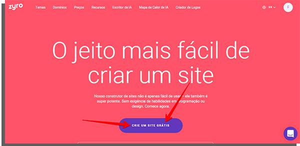como-criar-site-gratis-inicio