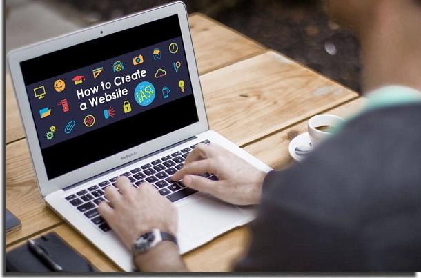 criar sites com ferramentas grátis dicas