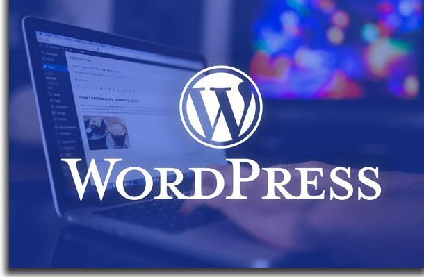 criar um blog do zero wordpress