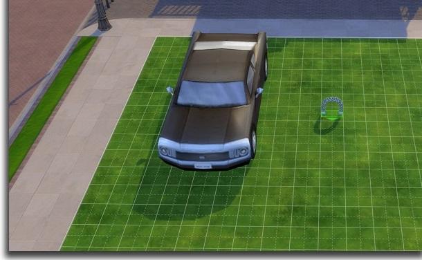 disminuir cambiar el tamaño de los objetos en Los Sims 4