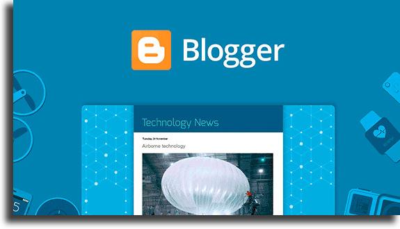 O que é o Blogger?