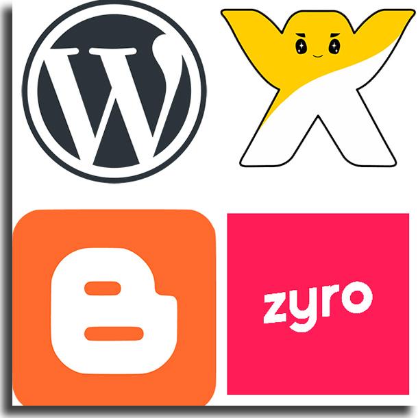 plataformas Como criar um blog grátis e fazer renda extra
