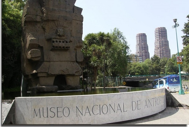 museus virtuais grátis méxico