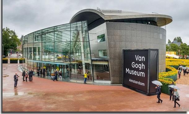 museus virtuais grátis van gogh