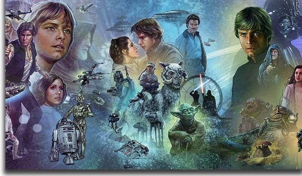 trilogias de filmes para maratonar star wars