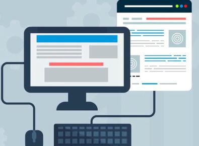 Destaque como criar um site bem rapidinho