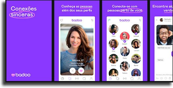 Badoo Screenshot