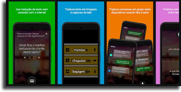 Bing Tradutor Google ou Bing
