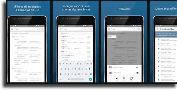 Linguee melhores apps de tradutores