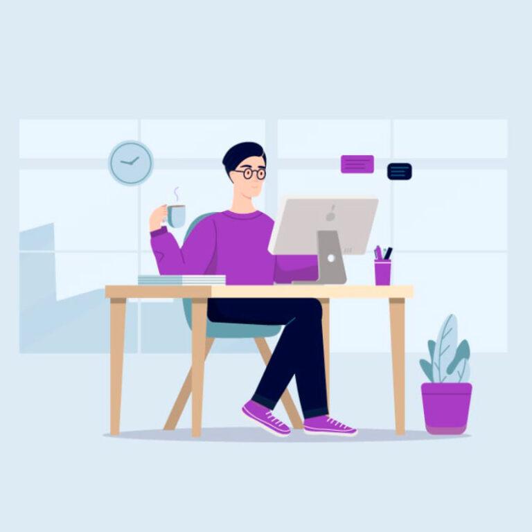 Quarentena: ideias para ficar mais produtivo no trabalho de casa