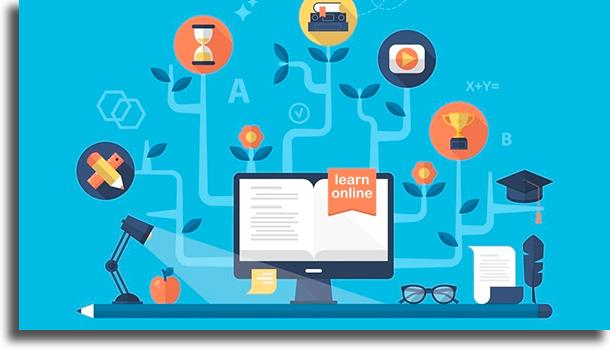 Crie um curso online