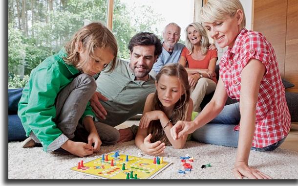 14 Melhores Ideias de Jogos em família | Jogos em família