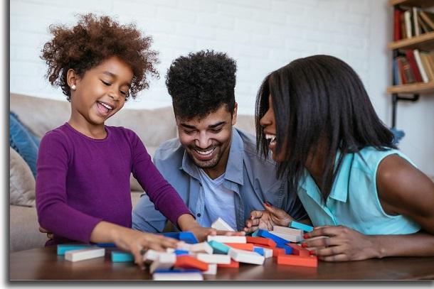 brincadeiras para crianças na quarentena ideia