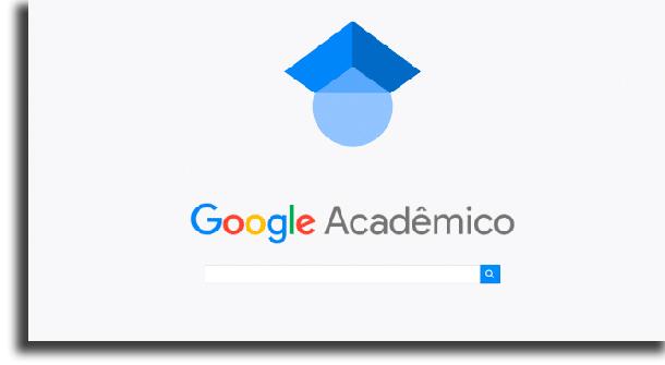 O que é Google Acadêmico