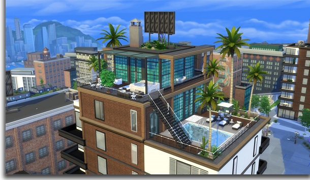 City Living best The Sims 4 expansions