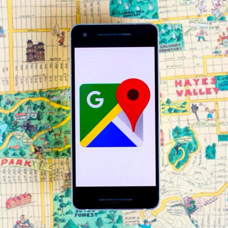 Como ver informações da Covid-19 no Google Maps?
