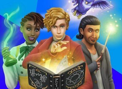 the sims 4 reino da magia capa