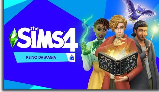 the sims 4 reino da magia dicas