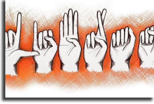 O que é a língua brasileira de sinais? tradutor para língua brasileira de sinais