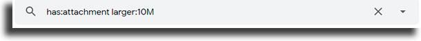emails liberar espaço no Google Drive