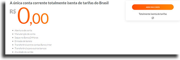 Banco Inter Bancos digitais de confiança