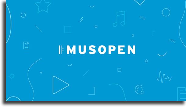 Musopen.org sites para baixar música grátis em mp3