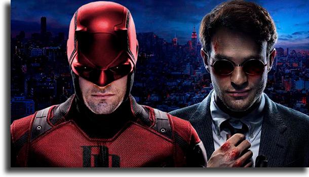 Demolidor melhores seriados da Marvel