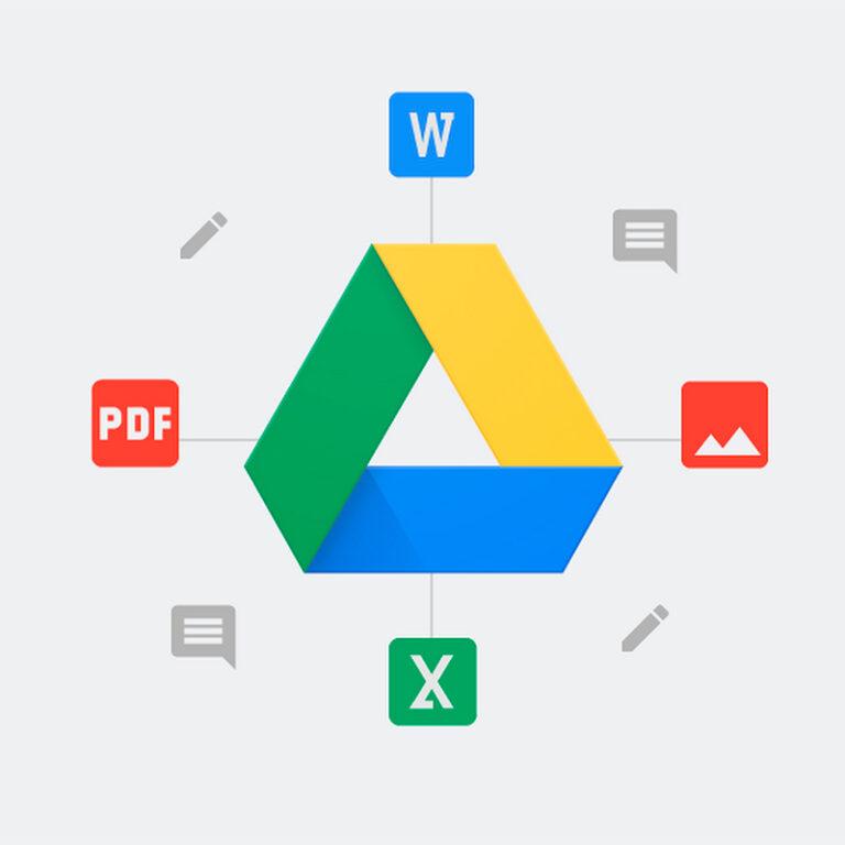 Turbine o trabalho em equipe com o Google Drive