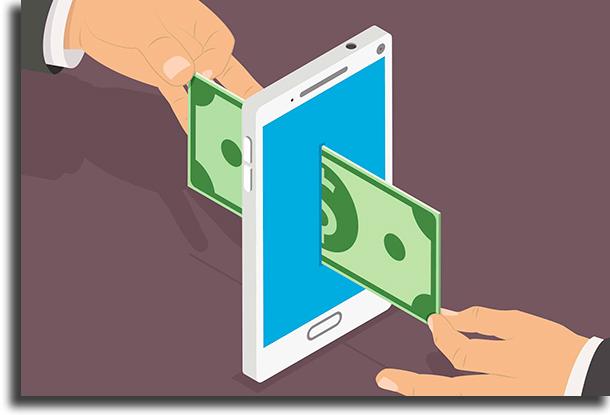Depósitos diferentes o que oferecem os bancos digitais
