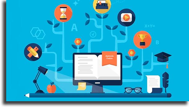 O que é necessário para criar um curso online? dicas de ganhar dinheiro na internet