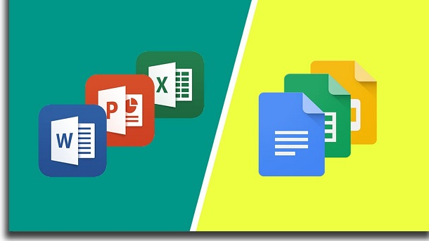 google docs vs office online dicas