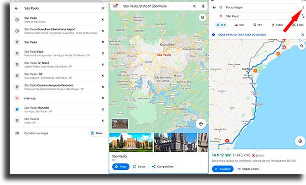 Como adicionar lembrete 1 Adicionar lembrete no Google Maps