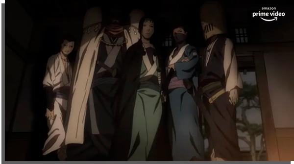 blade é um dos melhores animes de ação da amazon