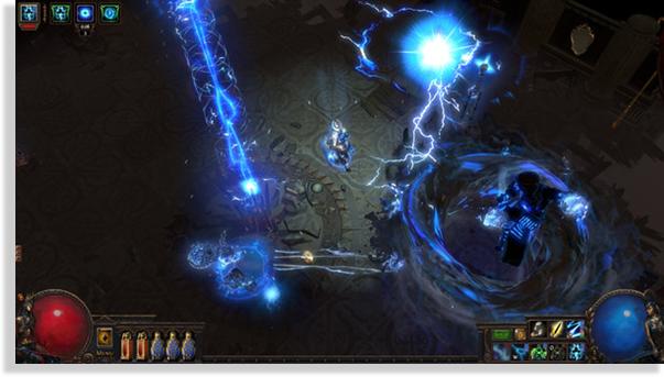juegos gratuitos path of exile en steam