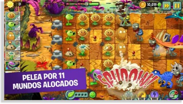plantsvszombis2 Google Play Store