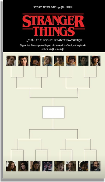 juegos para WhatsApp Stranger Things